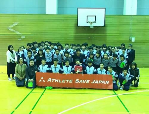 本日は、代表の飯沼誠司が世田谷区立用賀中学校の2年生の皆さんにいのちの教室を開催しました!