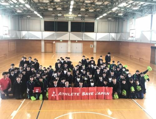世田谷区立瀬田中学校でいのちの教室を開催!