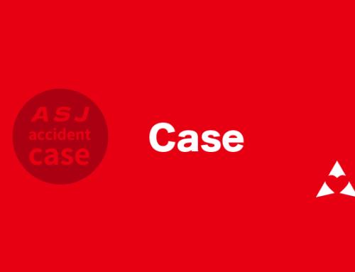 CASE 20-006 駅伝大会中の競技者と自動車との衝突事故