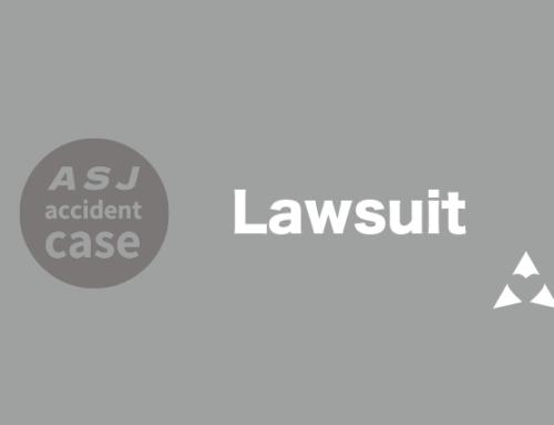 Lawsuit 19-007 ゴール転倒事故訴訟